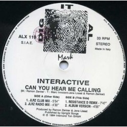 Interactive ‎– Can You Hear Me Calling