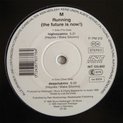 M ‎– Running (The Future Is Now!)