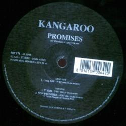 Kangaroo - Promises(DISCO ORIGINAL IMPORTACIÓN,NUEVO¡¡)
