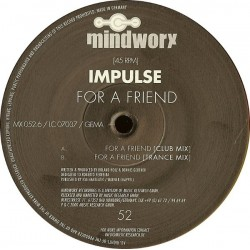 Impulse ‎– For A Friend