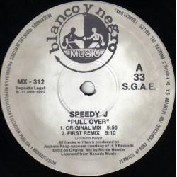 Speedy J – Pullover (Remixes.BLANCO Y NEGRO)