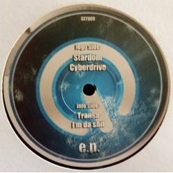 GET009 EP - Stardom / Cyberdrive / Supernova / I'm da shit