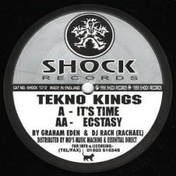 Tekno Kings – It's Time / Ecstasy