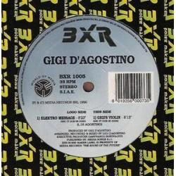 Gigi D'Agostino – Elektro Message / Gigi's Violin