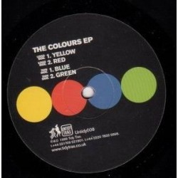 The Untidy DJs - The Colours EP