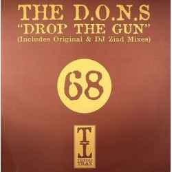 DONS ‎– Drop The Gun (Disc One)