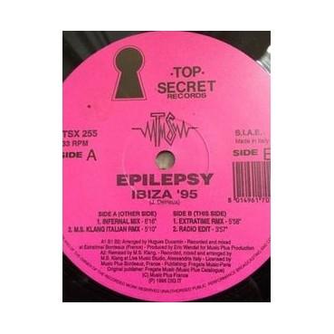 Epilepsy – Ibiza '95