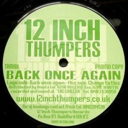 12 Inch Thumpers ‎– Back Once Again