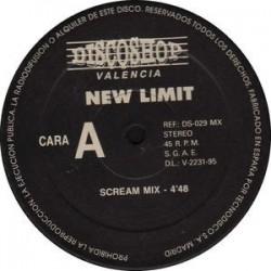 New Limit - Scream (TEMAZO 90'S¡¡)