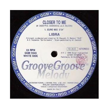 Libra – Closer To Me(ITALO MUY BUENO,POCO ESCUCHADO.COPIAS IMPORT¡¡)