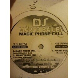 DJ Marco Bailey – Magic Phone Call