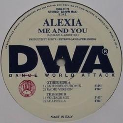 Alexia - Me And You (SELLO DWA)