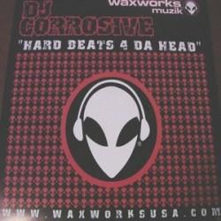 DJ Corrosive – Hard Beats 4 Da Head(PELOTAZO AMERICANO)