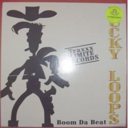 Lucky Loops - Boom Da Beat (HARDHOUSE AÑO 2002)