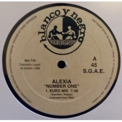 Alexia – Number One