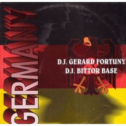 DJ Gerard Fortuny & D.J. Bittor Base ‎– Germany