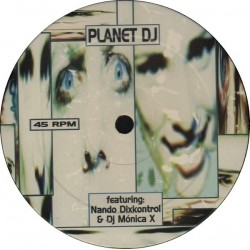 Planet DJ ‎– The Original Sound-Mix Music Station