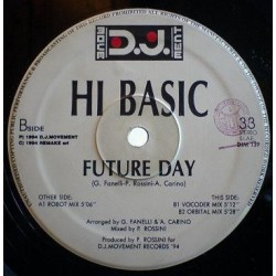 Hi-Basic ‎– Future Day