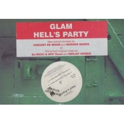 Glam ‎– Hell's Party (DFC)
