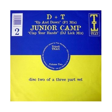 D & T / Junior Camp – Tripoli Trax Volume Two (Disc 2)