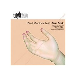Paul Maddox Feat. Niki Mak ‎– Reach Out