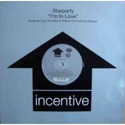 Starparty – I'm In Love (TEMPROGRESSIVE)