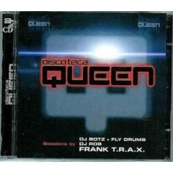 Dj Botz + Fly Drums & DJ Rob / Frank T.R.A.X. – Discoteca Queen