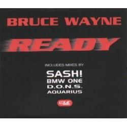 Bruce Wayne – Ready