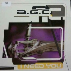 A.G.C. ‎– I Need You