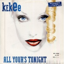 Kekee - All Yours Tonight (CONTRASEÑA RECORDS)