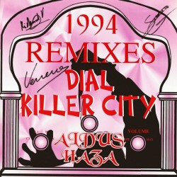 Aldus Haza - Dial / Killer City (2 MANO)