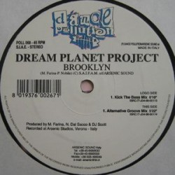 Dream Planet Project ‎– Brooklyn