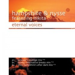 Hampshire & Nysse Featuring Nikita ‎– Eternal Voices