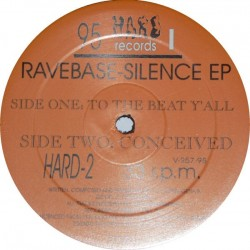 Rave Base - Silence EP(2 MANO,REMEMBER 90'S)