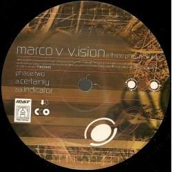 Marco V – V.ision (Phase Two)(2 MANO,PROGRESSIVE TECHNO)