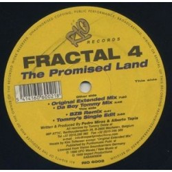 Fraktal 4 – The Promised Land (RIO RECORDS)