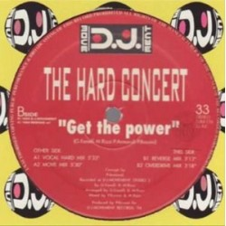 The Hard Concert ‎– Get The Power