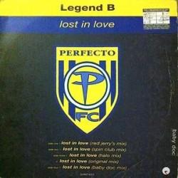 Legend B - Lost In Love(2 MANO,DISCO ORIGINAL NUEVECITO¡¡)