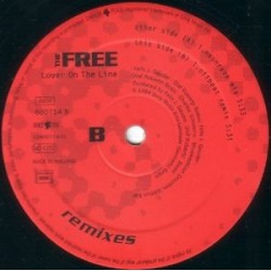 Promo - Masterboy - feel the heat of the night / The Free - Lover on the line