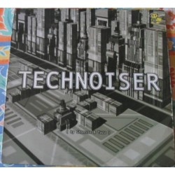 Technoiser By Ghonsso & Tazz  - Technoiser (TEMAZO CHOCOLATE/COLISEUM¡)