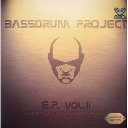 Bassdrum Project - EP Vol.2 (INCLUYE CUT & PLAY¡¡)