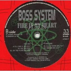 Boss System – Fire In My Heart