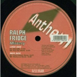 Ralph Fridge ‎– Mystery (ANTHEM)