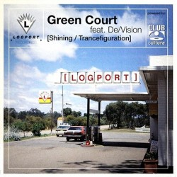 Green Court Feat. De/Vision ‎– Shining / Trancefiguration
