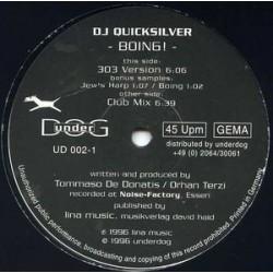 DJ Quicksilver – Boing