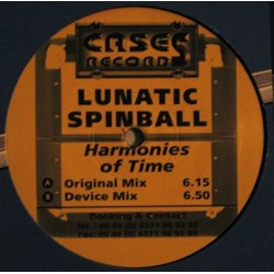 Lunatic Spinball ‎– Harmonies Of Time
