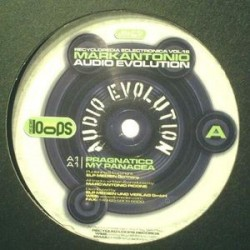 Markantonio ‎– Audio Evolution