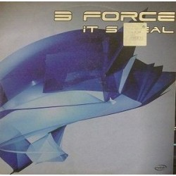 3-Force ‎– It's Real