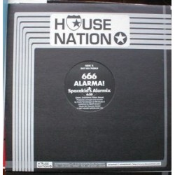 666 ‎– Alarma (HOUSE NATION)