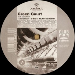 Green Court Feat. Lina Rafn ‎– Silent Heart (Flutlicht remix)